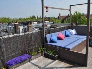 City Retreats Apartment Amsterdam - Balcony/Terrace