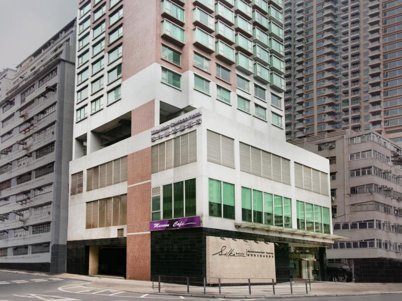 Silka West Kowloon Hotel Hong Kong - Exterior do Hotel