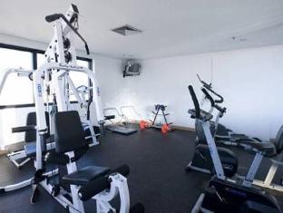 Slaviero Executive Guarulhos Hotel Guarulhos - Fitness Room
