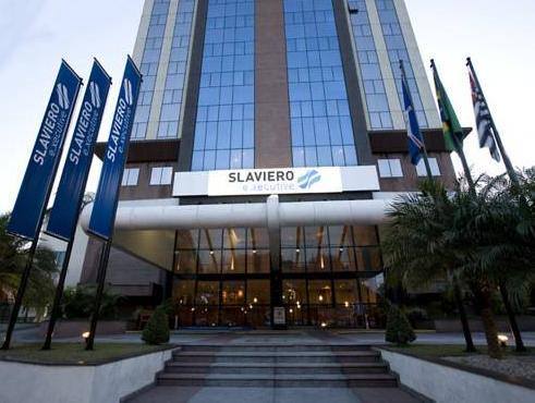 Slaviero Executive Guarulhos Hotel Guarulhos - Entrance
