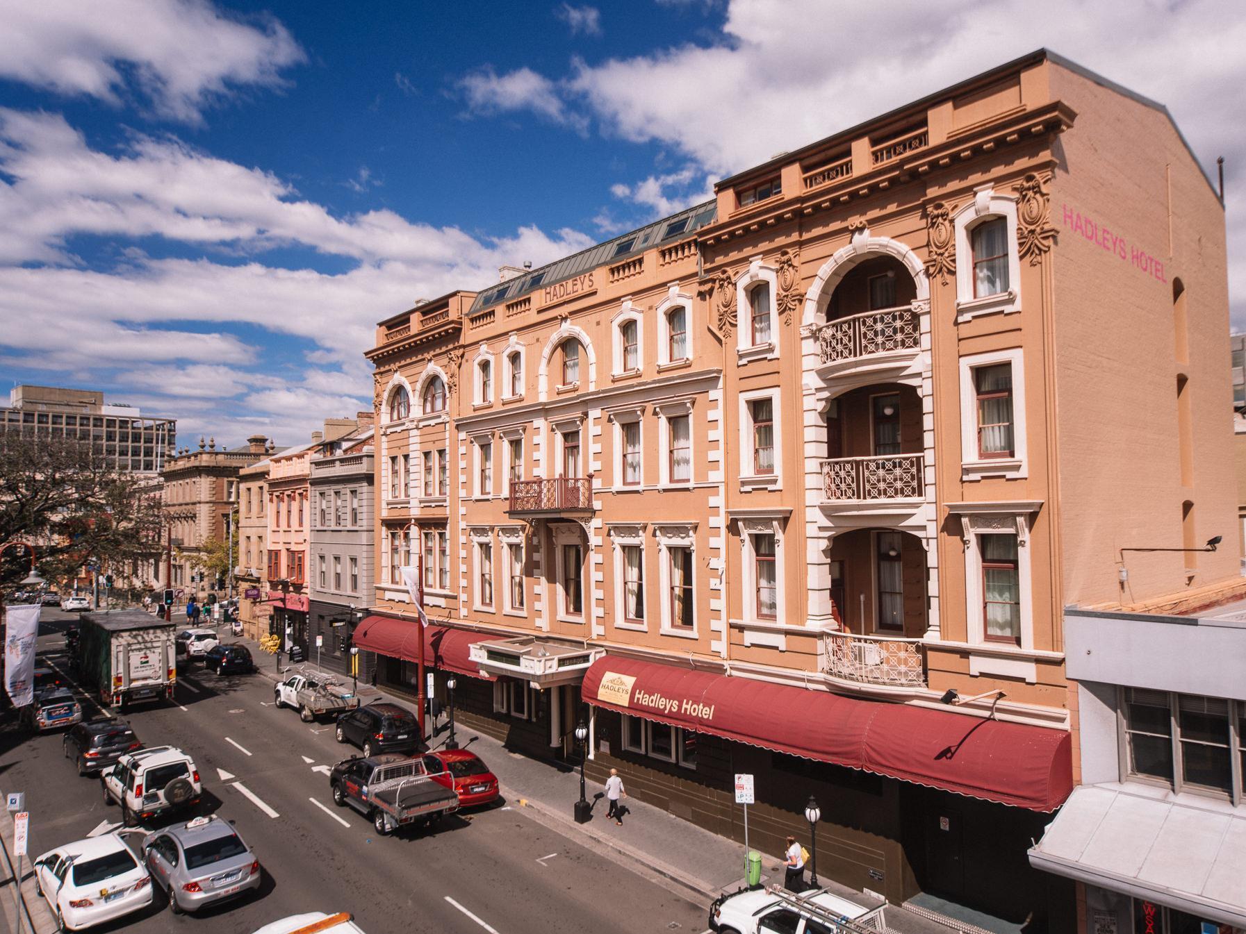 Hadleys Hotel - Hotell och Boende i Australien , Hobart