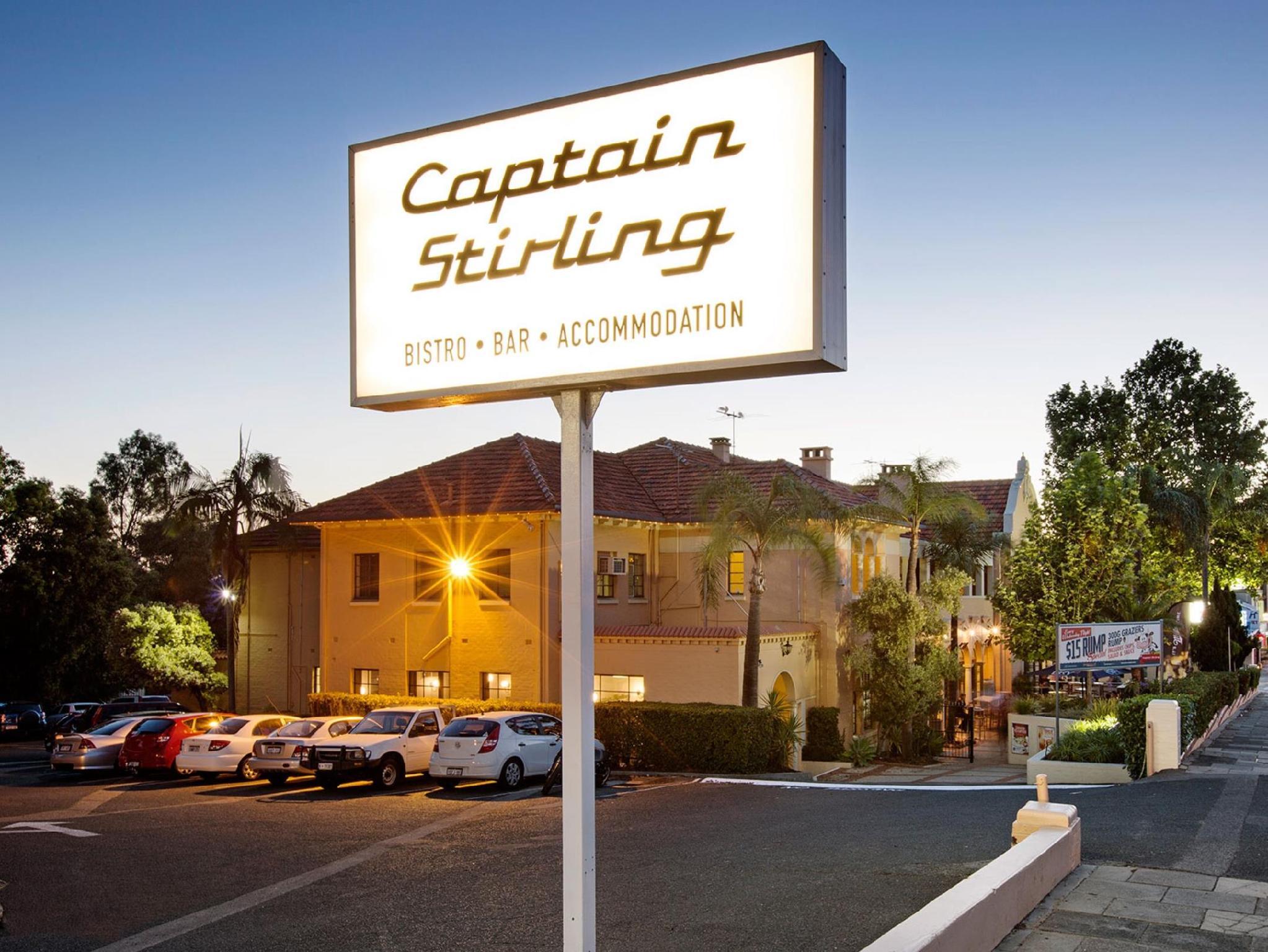 Captain Stirling Hotel