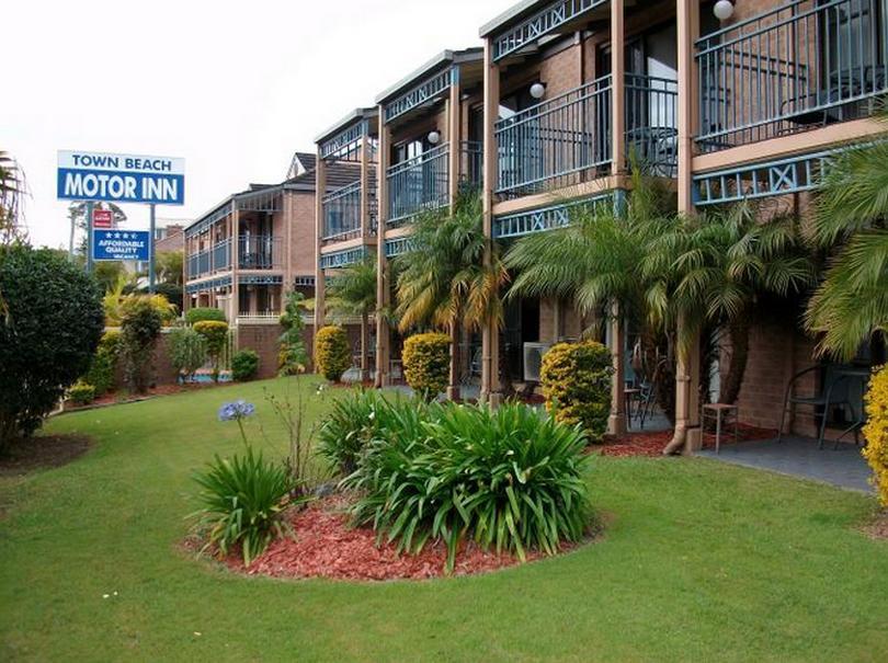 Town Beach Motor Inn - Hotell och Boende i Australien , Port Macquarie