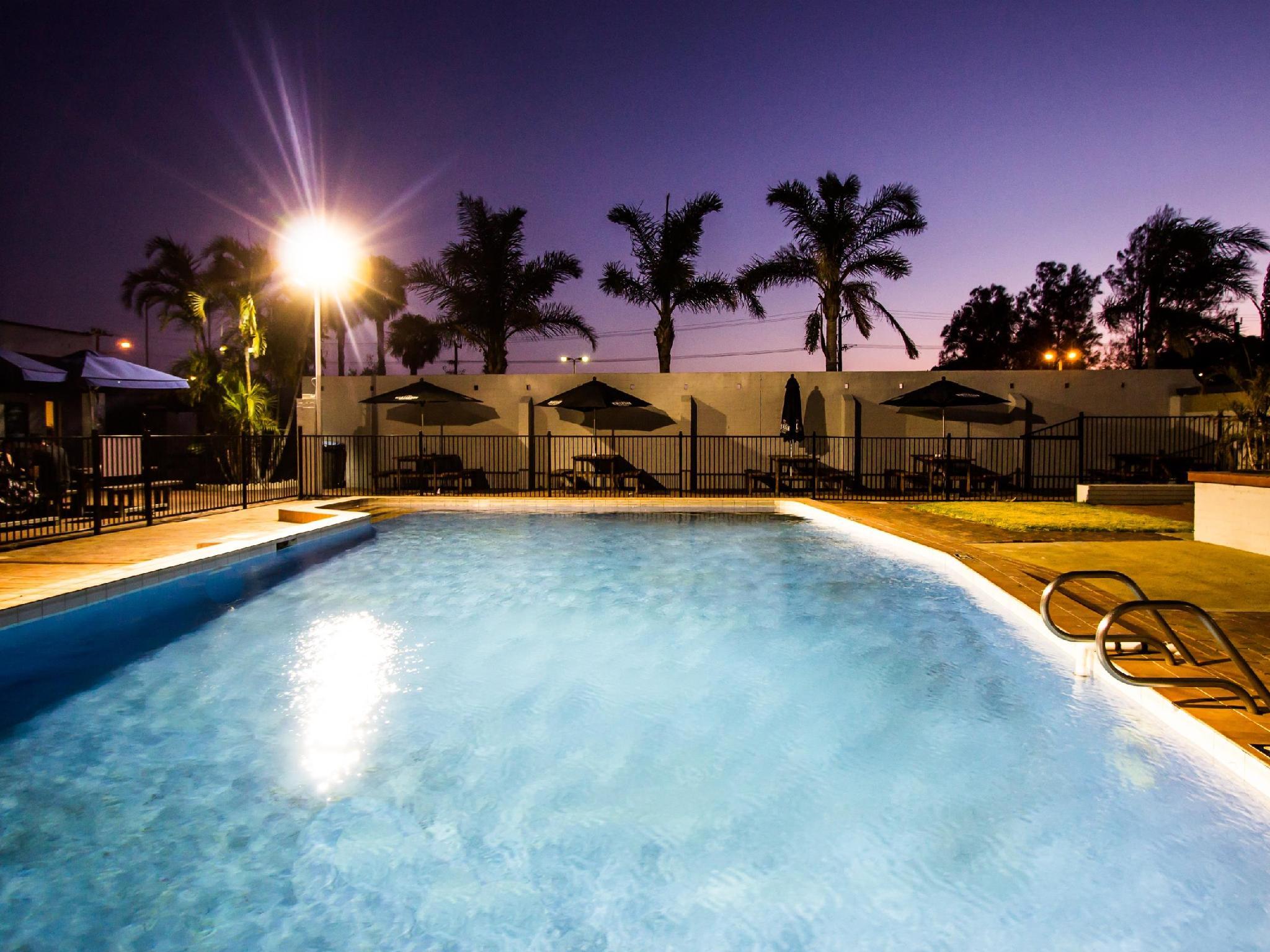 Wintersun Hotel Motel - Hotell och Boende i Australien , Geraldton