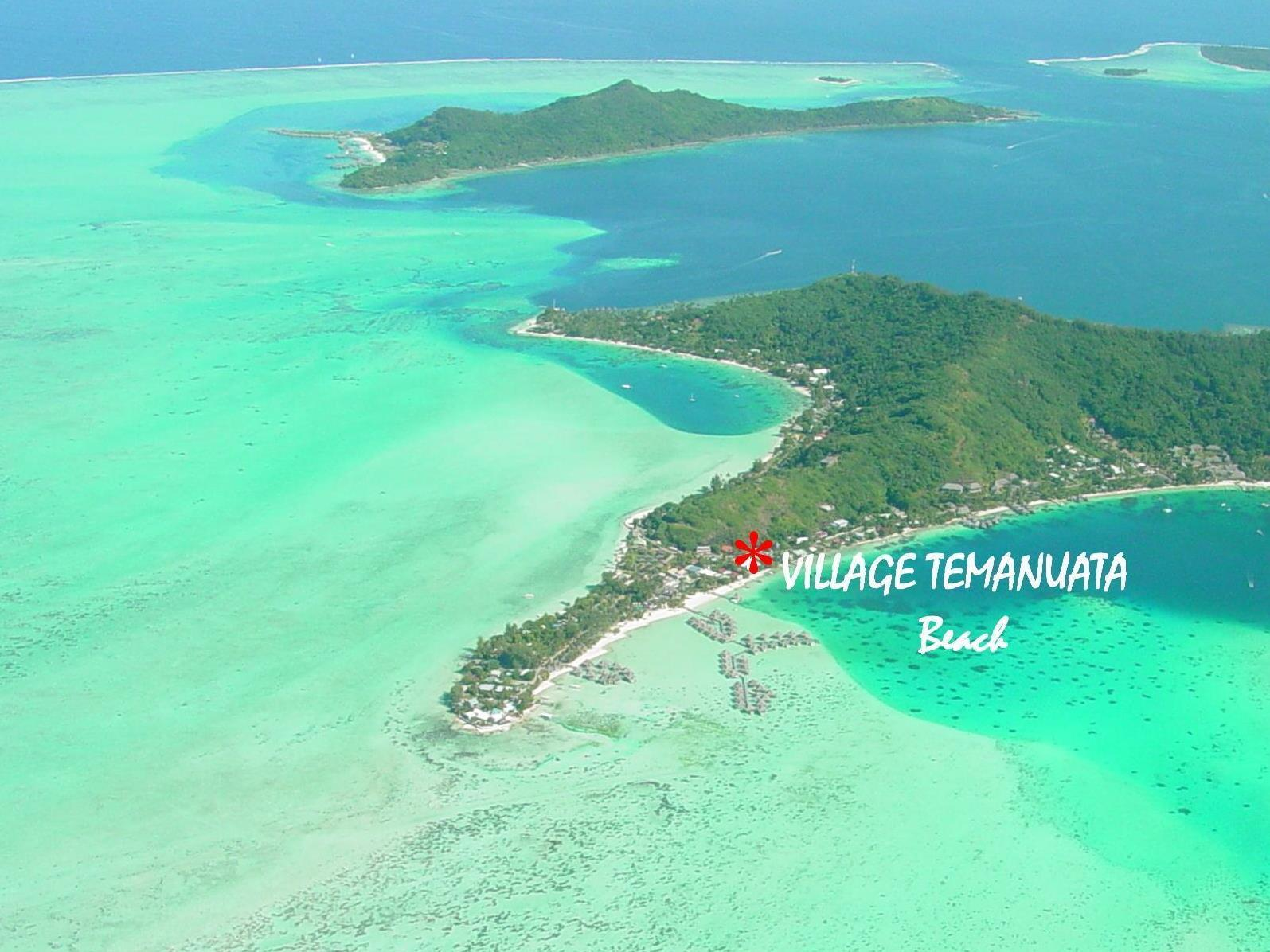 Village Temanuata - Hotels and Accommodation in French Polynesia, Pacific Ocean And Australia