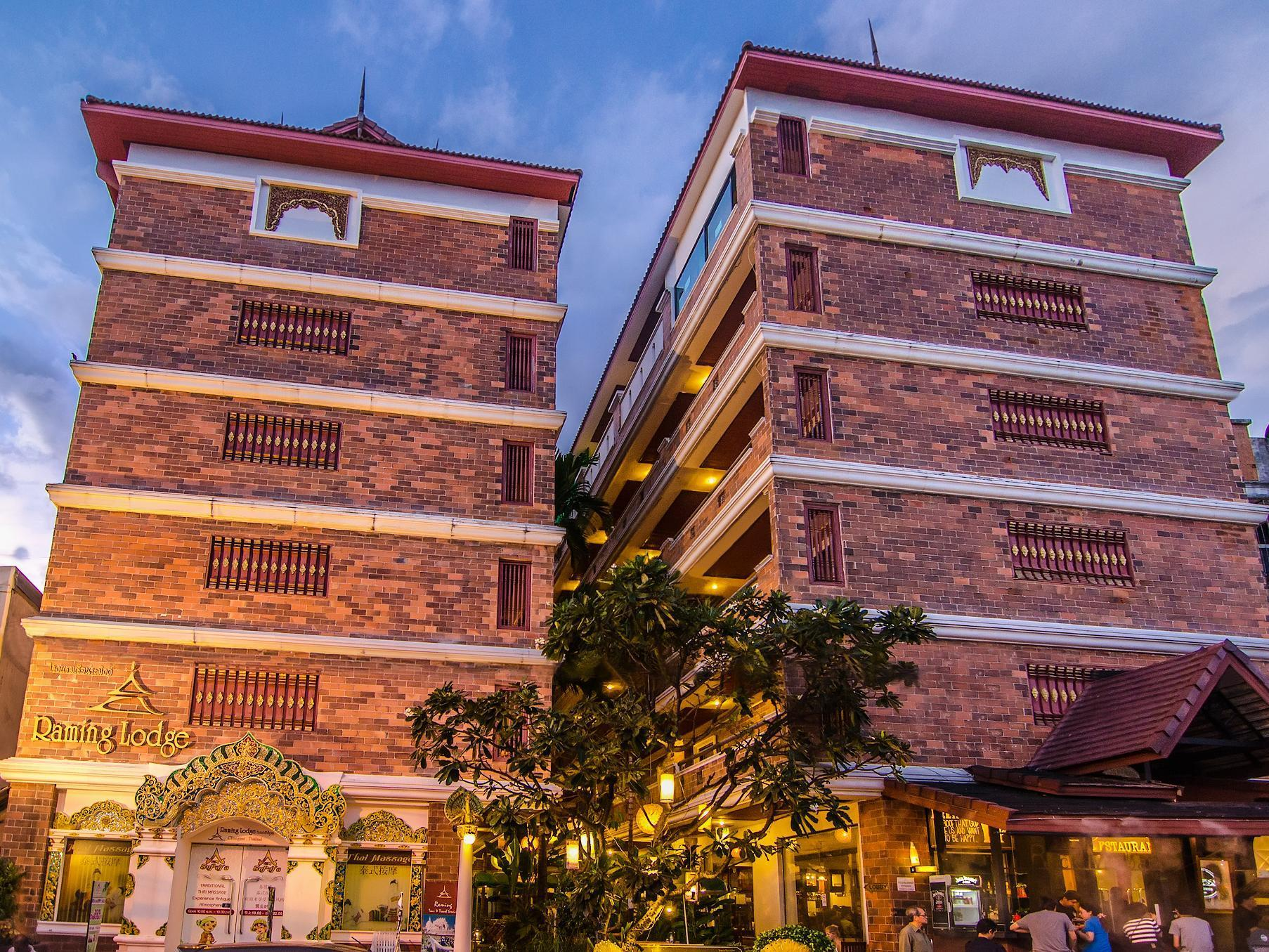 Raming Lodge Hotel - Hotels and Accommodation in Thailand, Asia