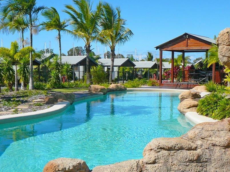 Marina Villas - Hotell och Boende i Australien , Tin Can Bay