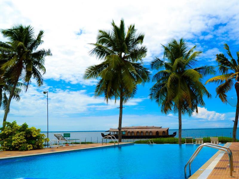 Backwater Ripples Hotel - Hotell och Boende i Indien i Kumarakom
