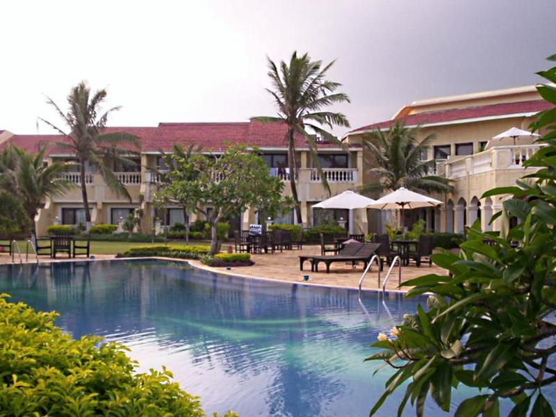 The Hans Coco Palms Hotel Puri