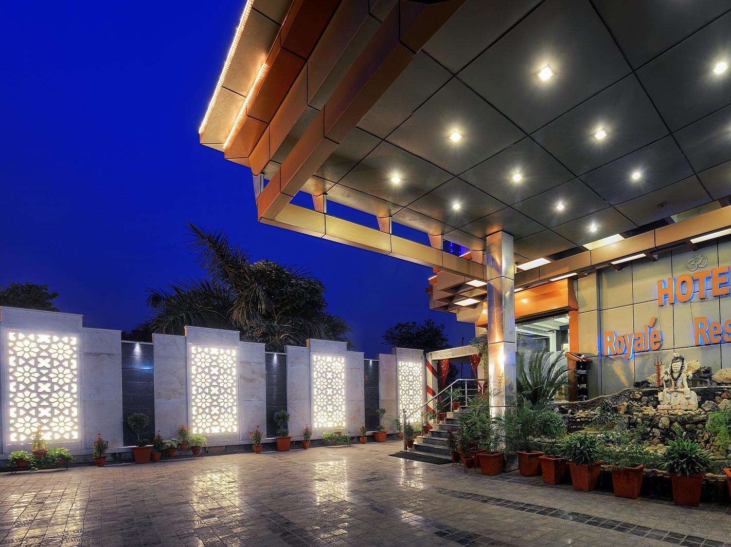 Royale Residency Hotel - Hotell och Boende i Indien i Agra