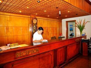 Golden Key Hotel Hanoi - Reception