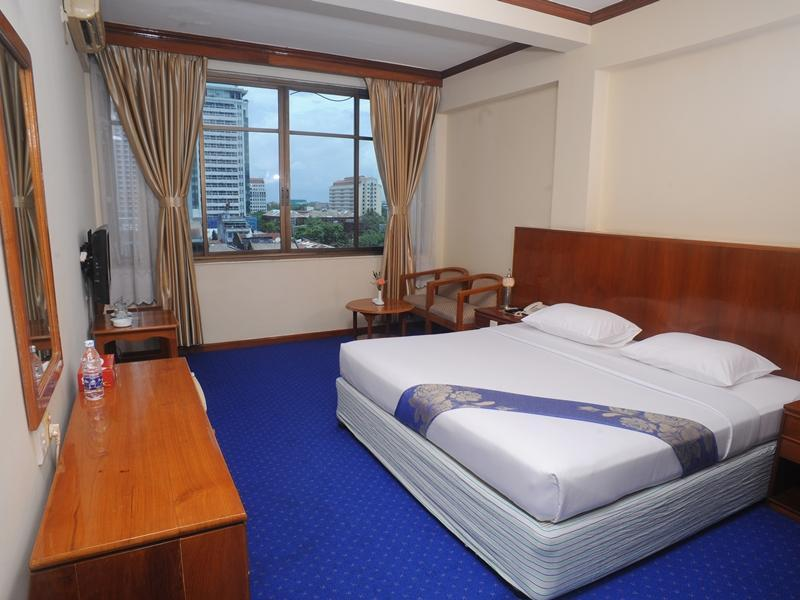 Panorama Hotel - Hotels and Accommodation in Myanmar, Asia