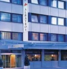 Austria Trend Albatros Hotelの外観