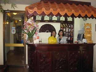 Thang Long Hotel Ho Chi Minh City - Front Desk
