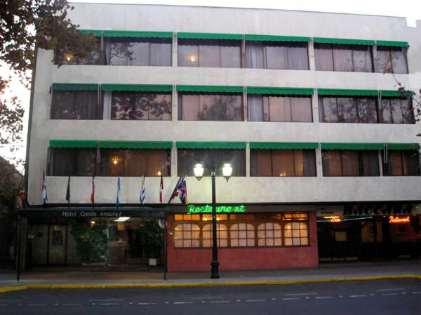 Hotel Conde Ansurez - Hotels and Accommodation in Chile, South America