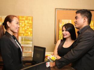 BSA Suites Makati Manila - Reception