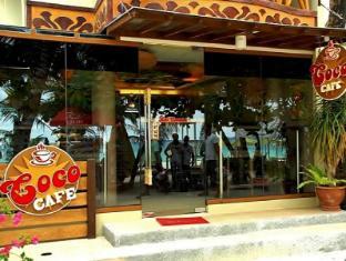 Red Coconut Hotel Boracay Island - Coco Cafe Facade
