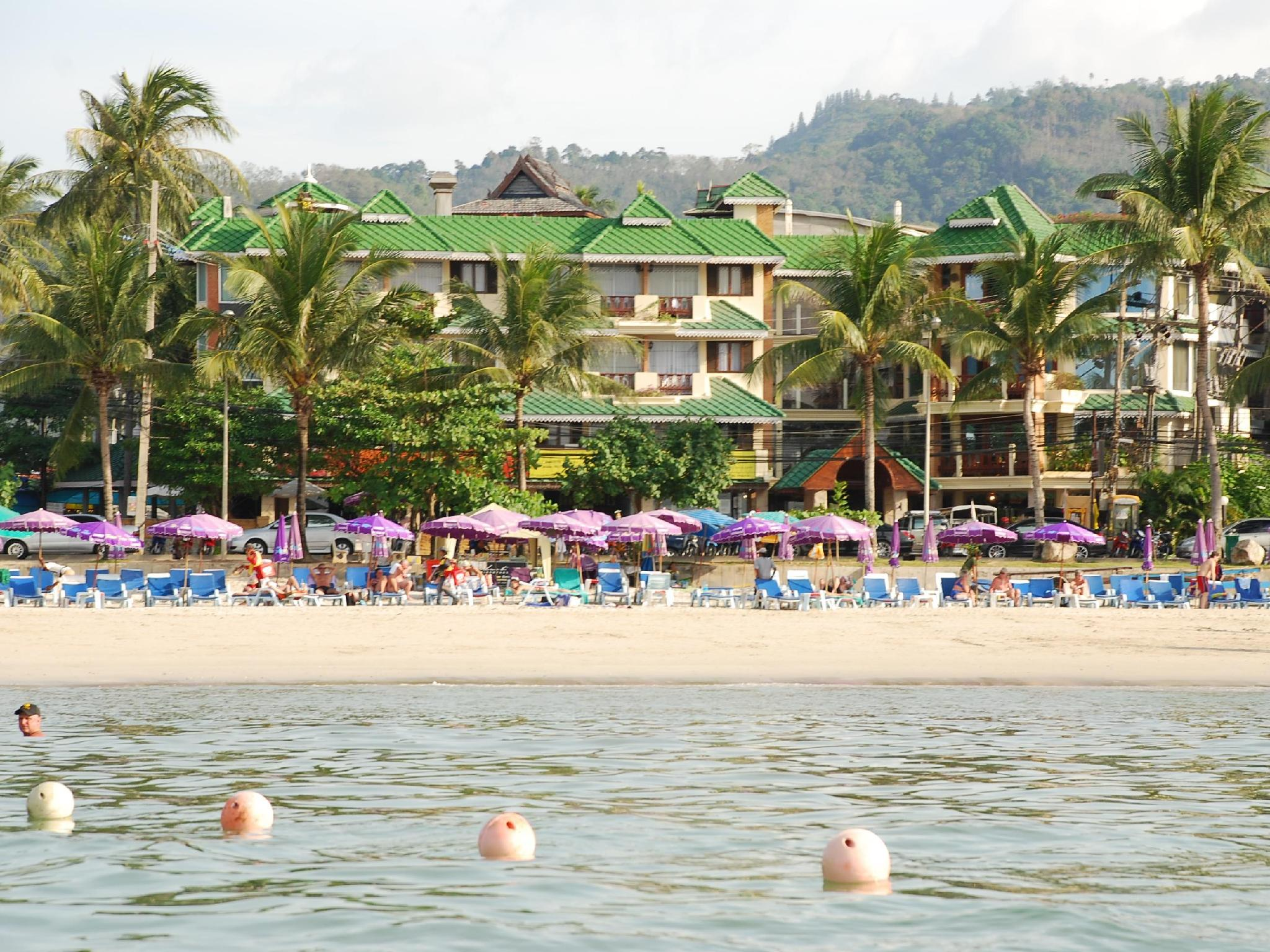 Absolute Sea Pearl Beach Resort Phuket