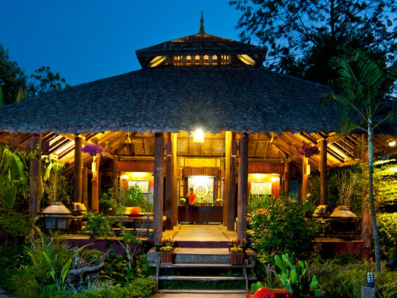 Baan Krating Pai Hotel - Hotels and Accommodation in Thailand, Asia