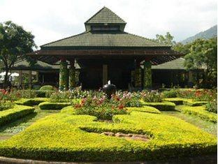 Botanic Resort Chiang Mai - Hotel Aussenansicht