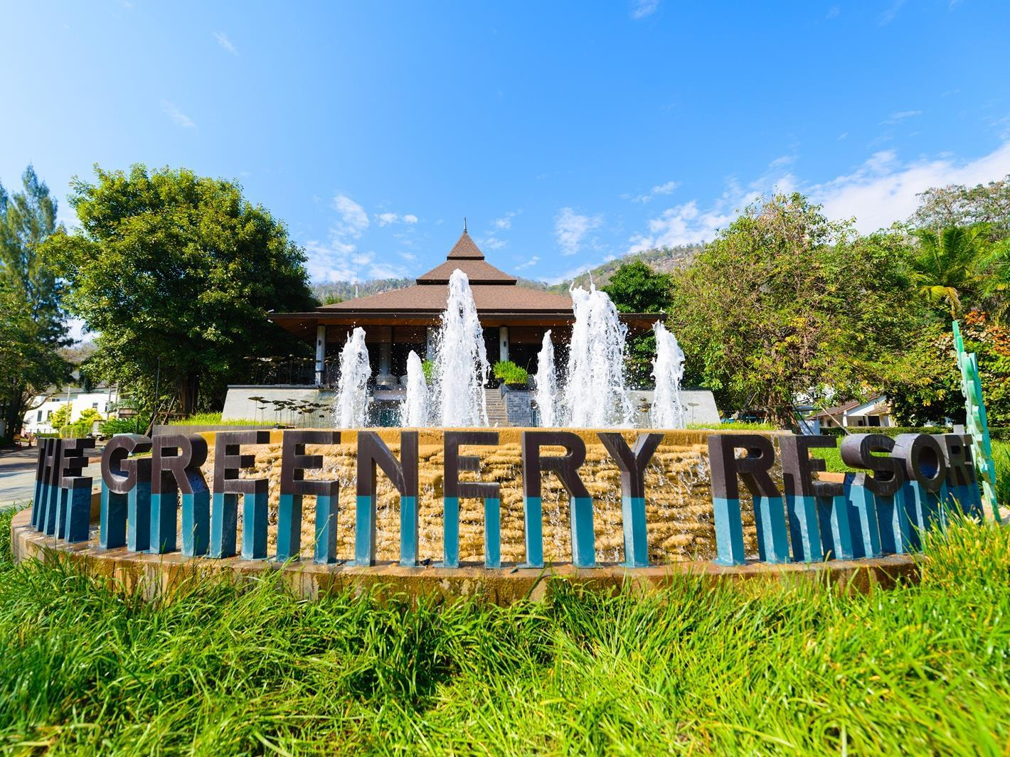 Greenery Resort Khao Yai Khao Yai