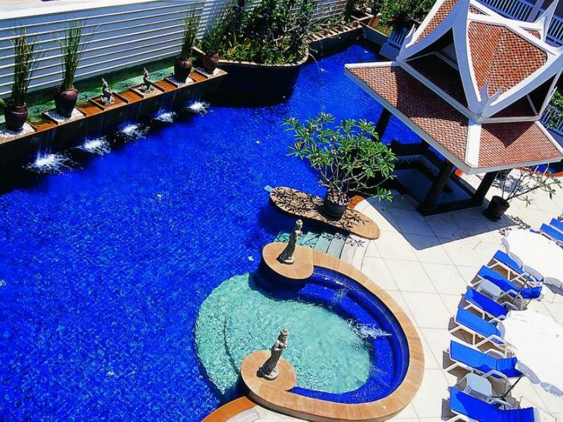 Kata Poolside Resort - Hotels and Accommodation in Thailand, Asia