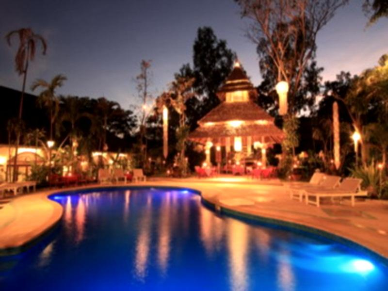 Mae Hong Son Mountain Inn & Resort Mae Hong Son - swimming pool