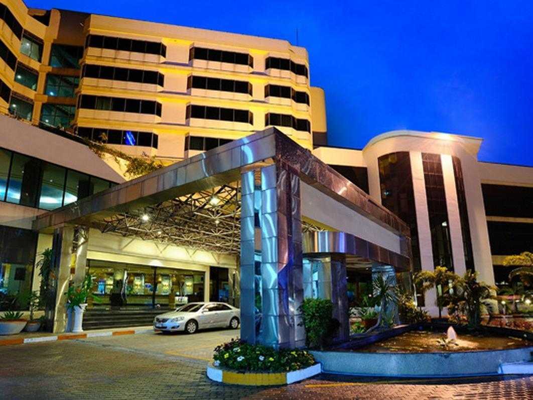 Chon Inter Hotel - Hotels and Accommodation in Thailand, Asia