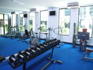 Chon Inter Hotel Chonburi - Fitness Room