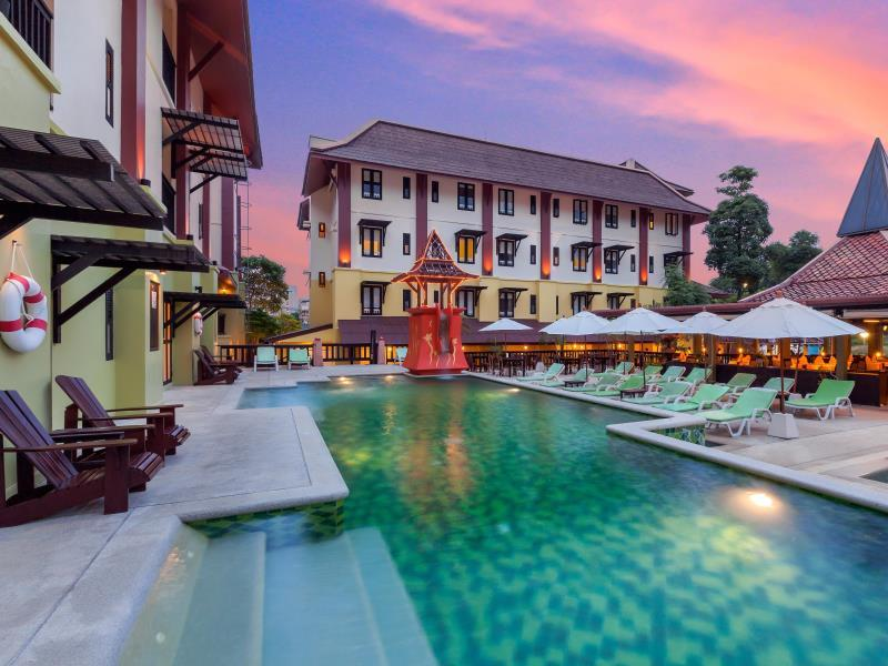 Tuana The Phulin Resort - Hotels and Accommodation in Thailand, Asia