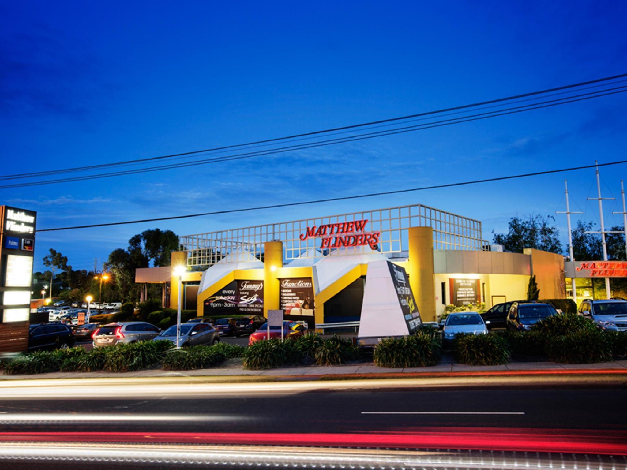 Matthew Flinders Hotel - Hotell och Boende i Australien , Melbourne