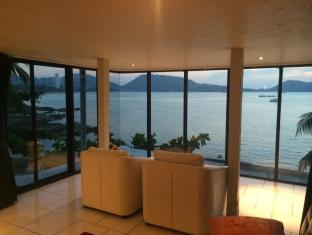 Patong Bay Sunset Villa Phuket - Classic Double Room with Sea View