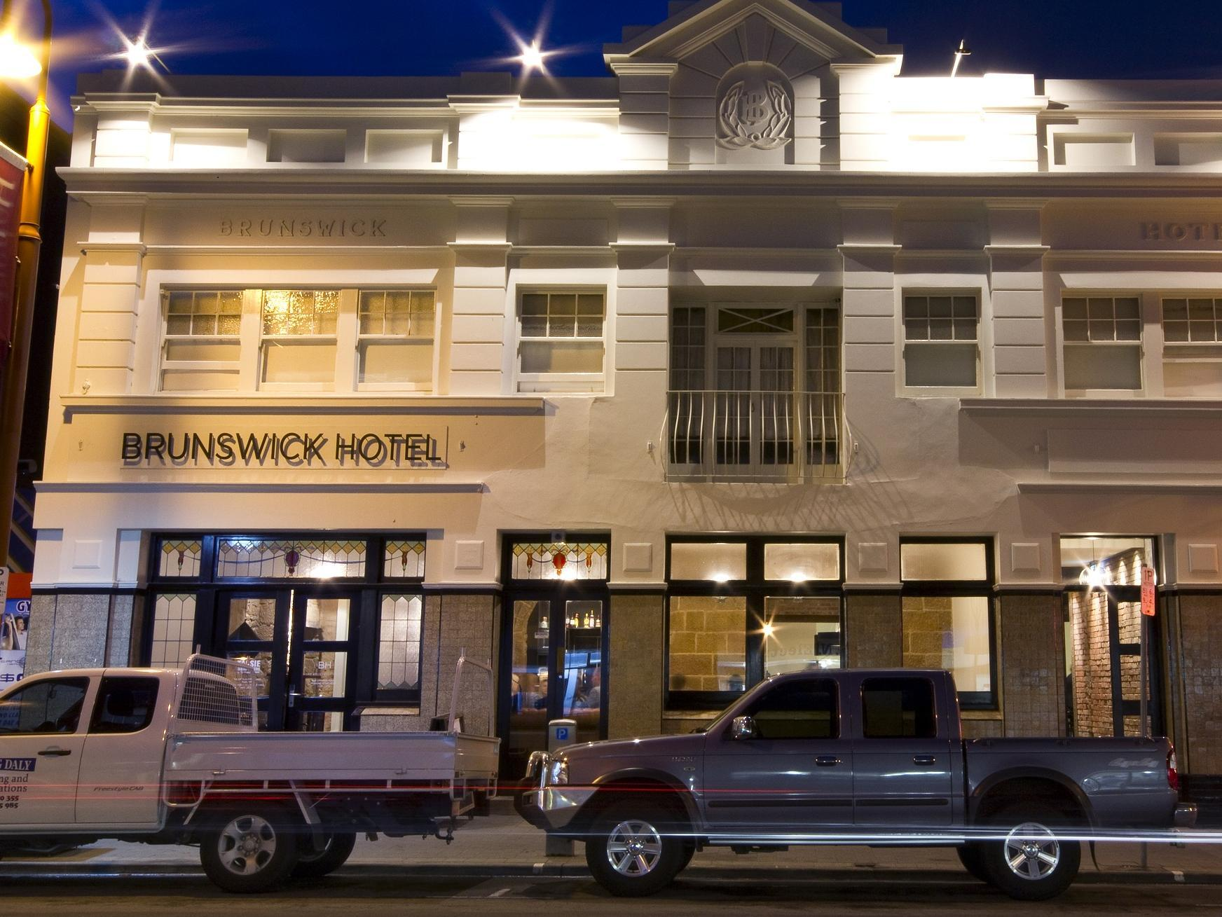 Tassie Backpackers @ The Brunswick Hotel - Hotell och Boende i Australien , Hobart