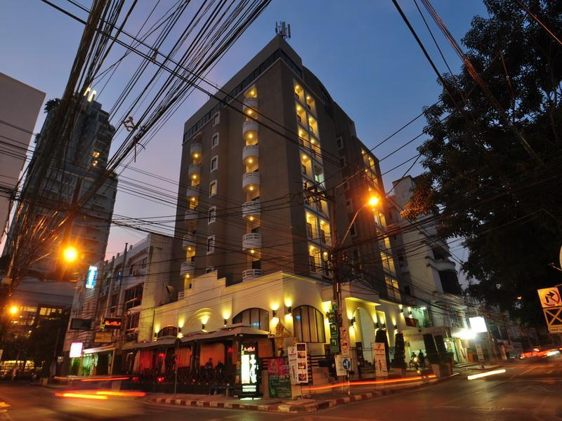 The Euro Grande Serviced Apartment - Hotels and Accommodation in Thailand, Asia