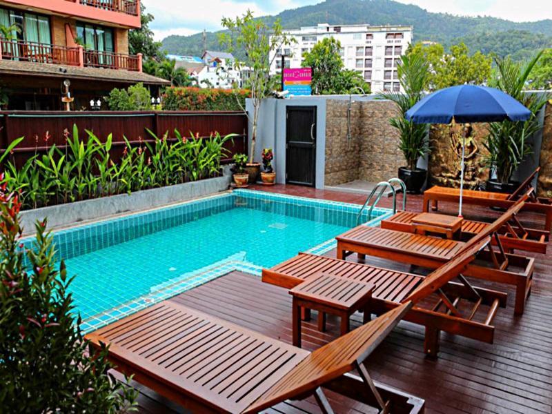 Hotell Patong  V  Hotel i , Kathu. Klicka för att läsa mer och skicka bokningsförfrågan