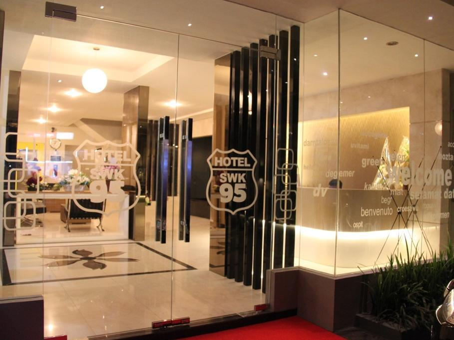 SWK 95 Hotel - Hotels and Accommodation in Indonesia, Asia
