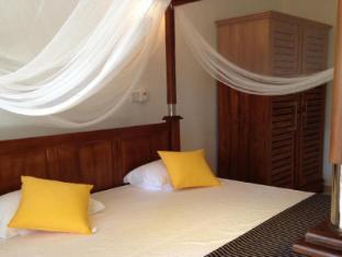 Sagarika Beach Hotel Bentota/Beruwala - Apartment Bedroom