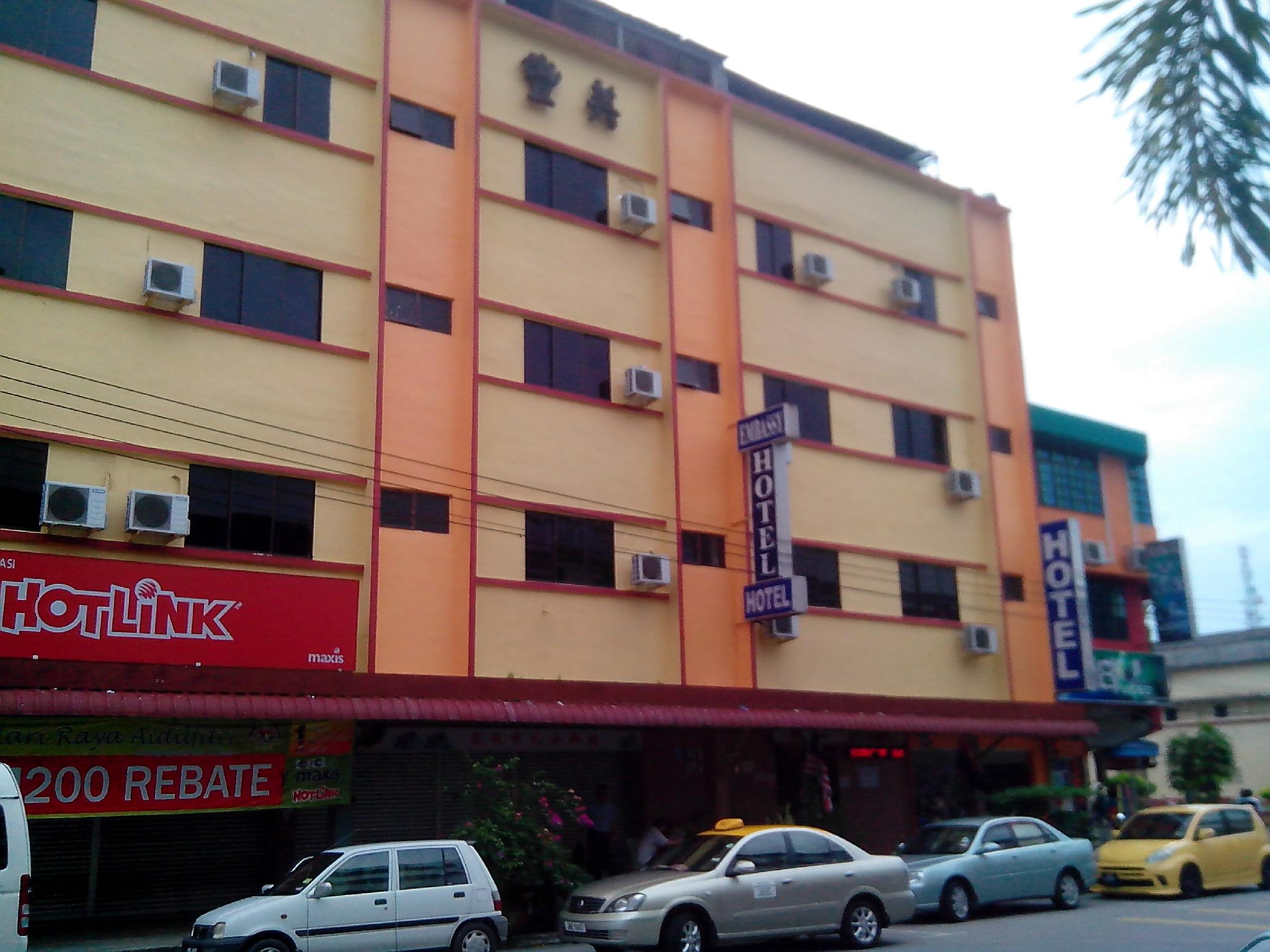 Embassy Hotel - Hotels and Accommodation in Malaysia, Asia