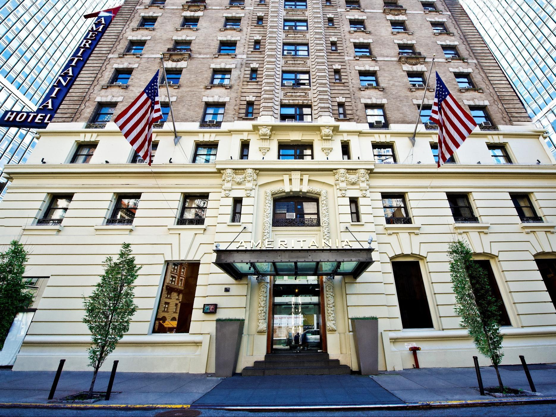 Ameritania Hotel at Times Square - Hotel and accommodation in Usa in New York (NY)