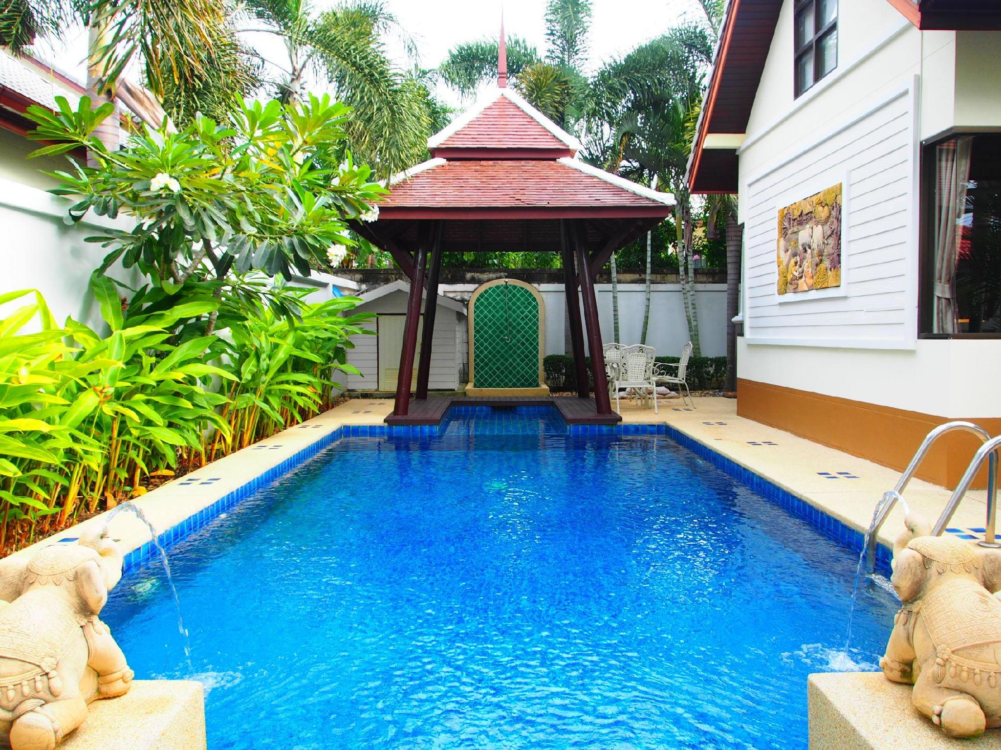 KTK Greenville Pool Villa - Hotels and Accommodation in Thailand, Asia