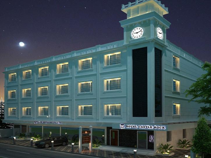 Hotel Castle Rock