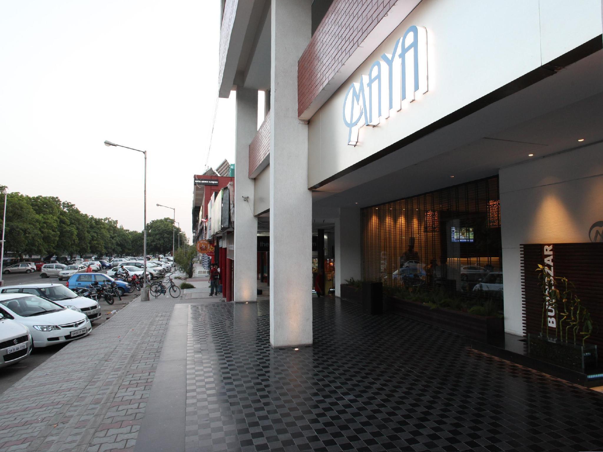 Maya Hotel - Chandigarh