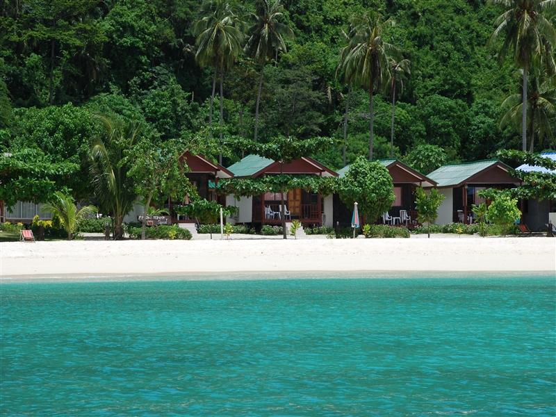 Phi Phi Nice Beach Resort - Hotels and Accommodation in Thailand, Asia