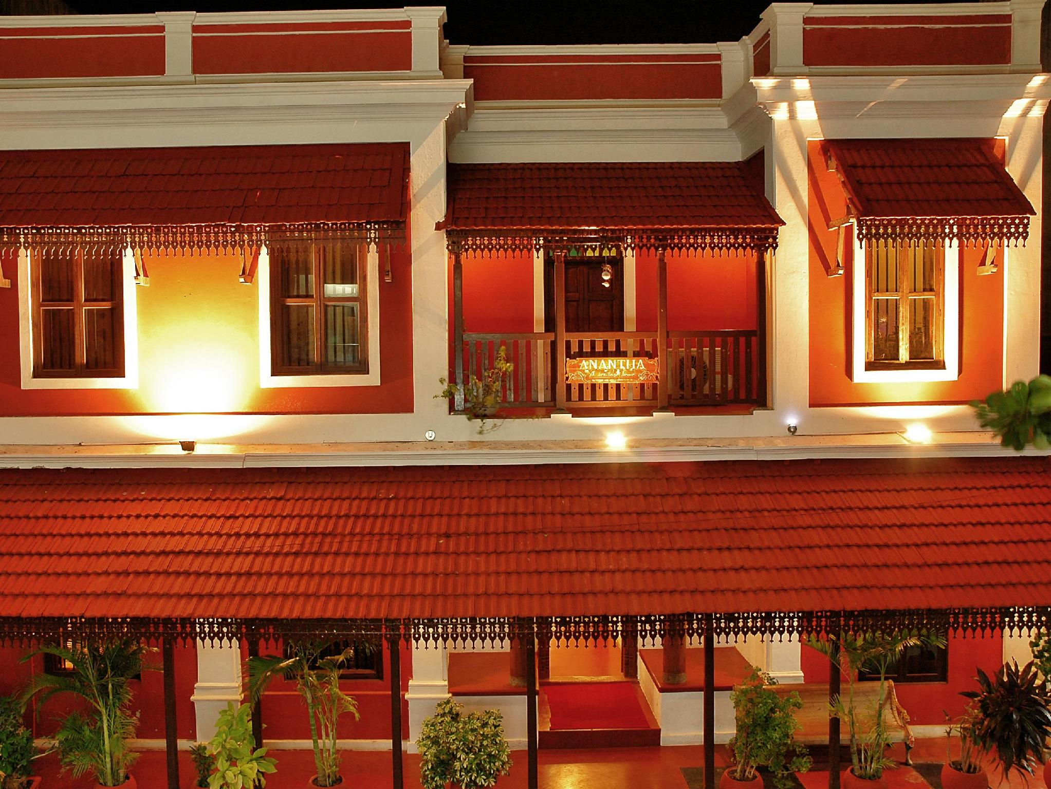 Anantha A Heritage Hotel