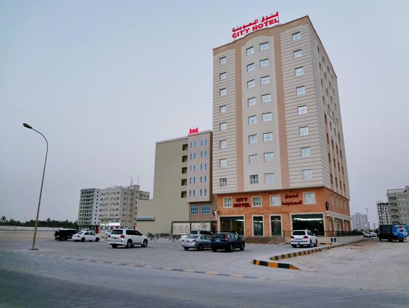 City Hotel Salalah - Hotels and Accommodation in Oman, Middle East