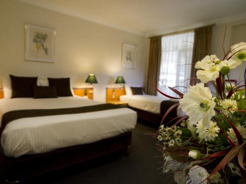 Mid City Motor Inn Singleton - Hotell och Boende i Australien , Singleton