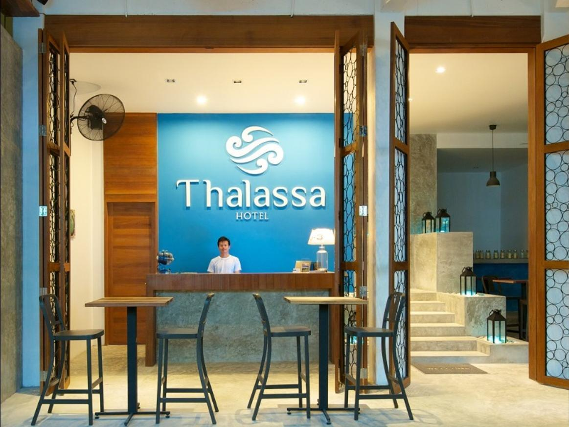 Thalassa Hotel - Hotels and Accommodation in Thailand, Asia