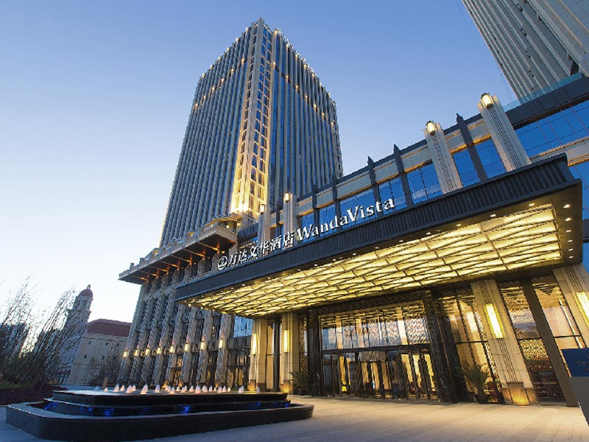 Wanda Vista Tianjin Hotel - Tianjin