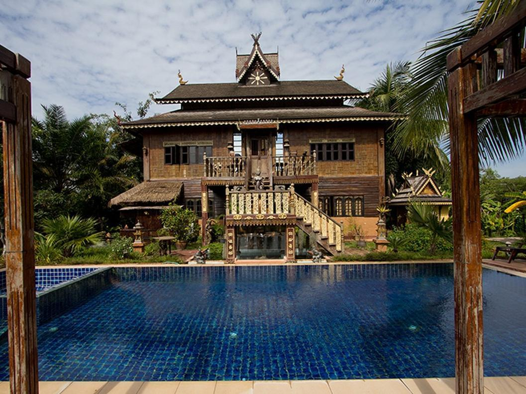 Lanna Saithong Resort - Hotels and Accommodation in Thailand, Asia