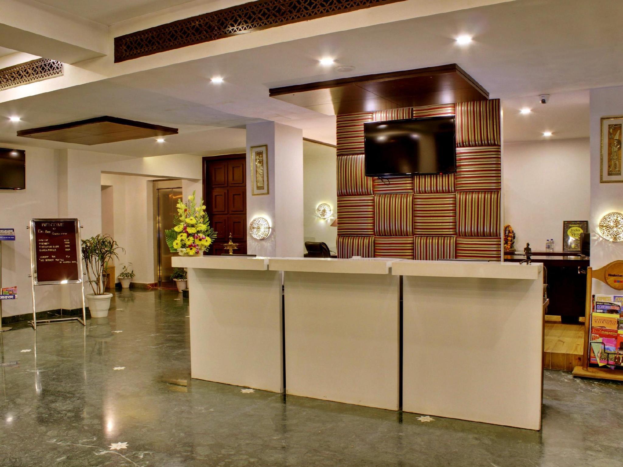 Hotel EllBee Ganga View - Rishikesh